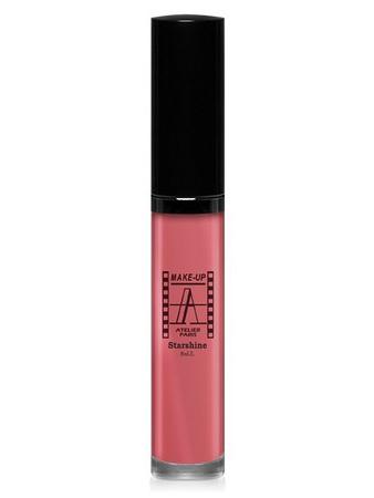 Make-Up Atelier Paris Starshine SS03 Oriental rose Блеск для губ перламутровый восточно - розовый