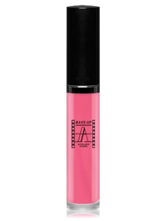 Make-Up Atelier Paris Long Lasting Lipstick RW06 Блеск для губ суперстойкий конфетно-розовый (конфетка)