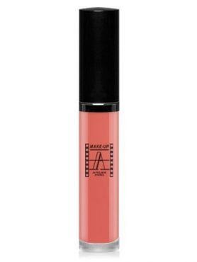 Make-Up Atelier Paris Long Lasting Lipstick RW15 Beige orange Блеск для губ суперстойкий бежево-оранжевый