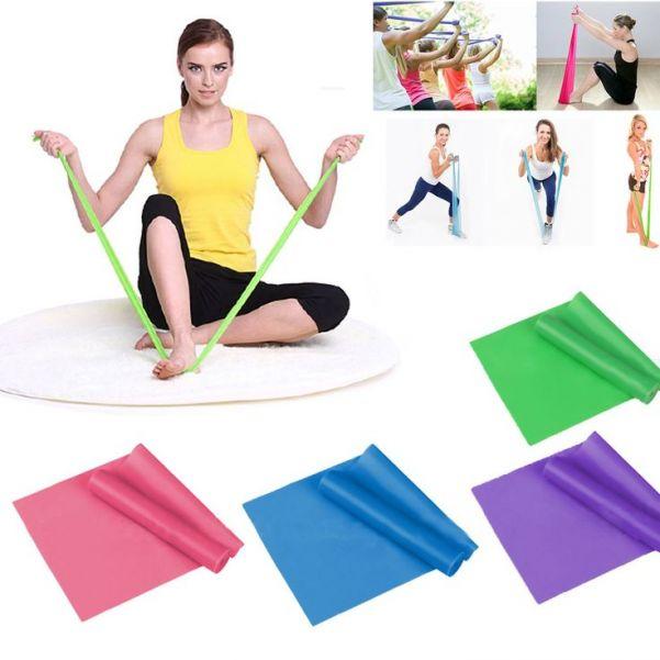 Лента для йоги и пилатеса Yoga Belt