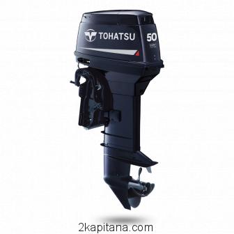 Лодочный Мотор (Тохатсу) Tohatsu M 50 D2 EPOS