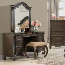 Столик туалетный TORRECILLA с зеркалом Эдем