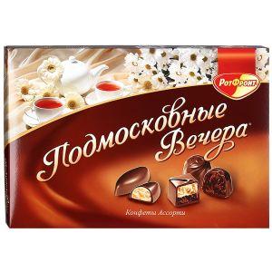 Набор конфет ПОДМОСКОВНЫЕ ВЕЧЕРА Красный Октябрь 200г