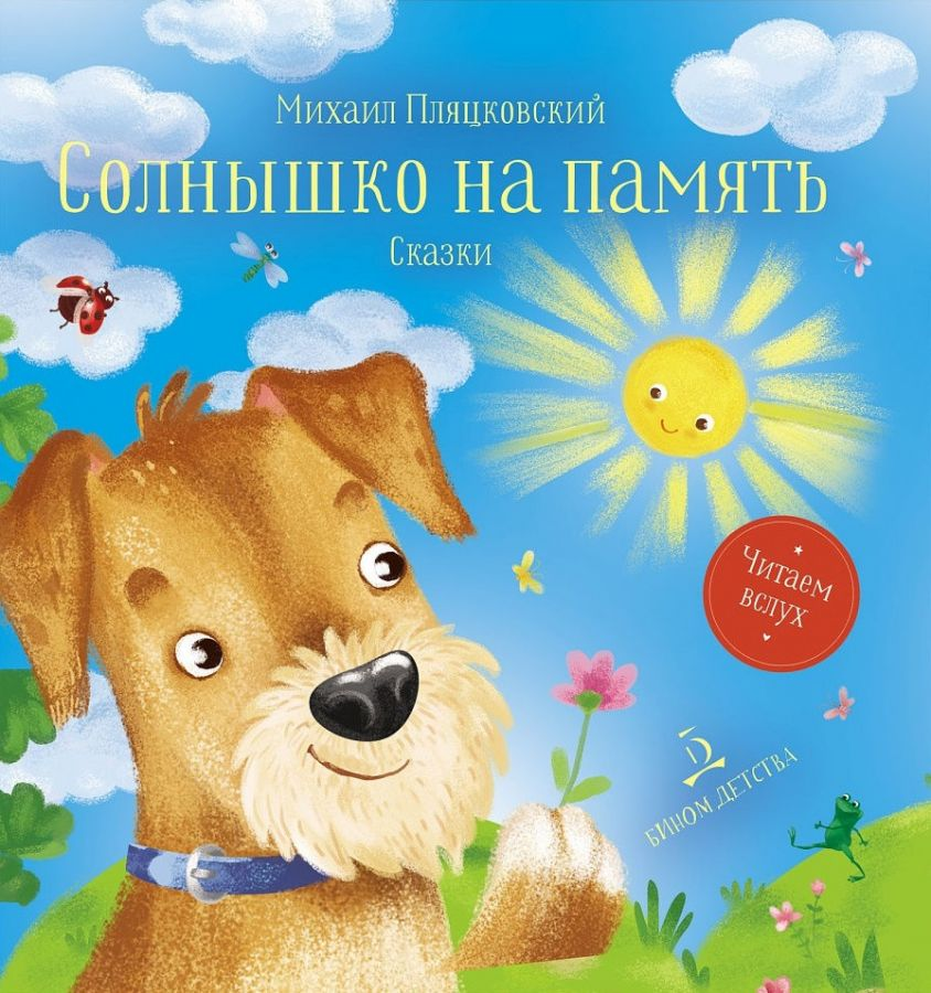 Пляцковский М.С. Солнышко на память. Сказки