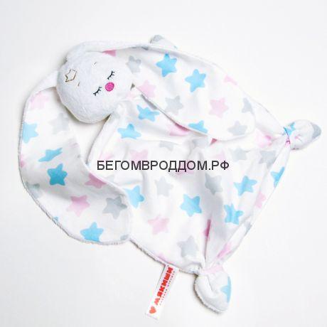 "Игрушка ""ШуМякиши"" (Комфортер Сплюша белый)/МЯКИШИ"