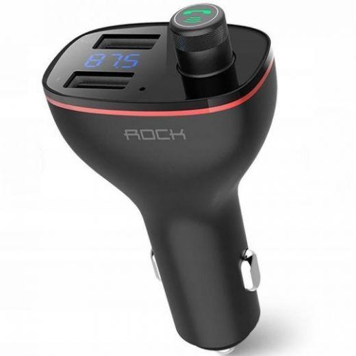 Bluetooth FM-модулятор Rock B300