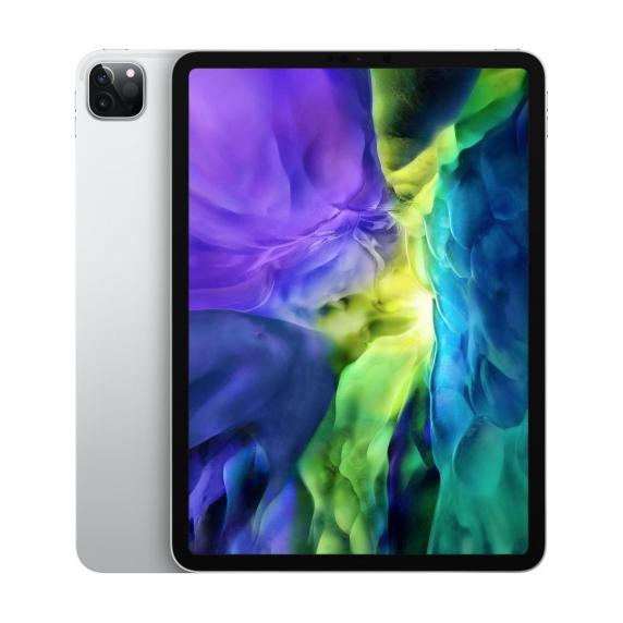 Apple iPad Pro 11 Wi-Fi + Cellular 1 ТБ Серебристый