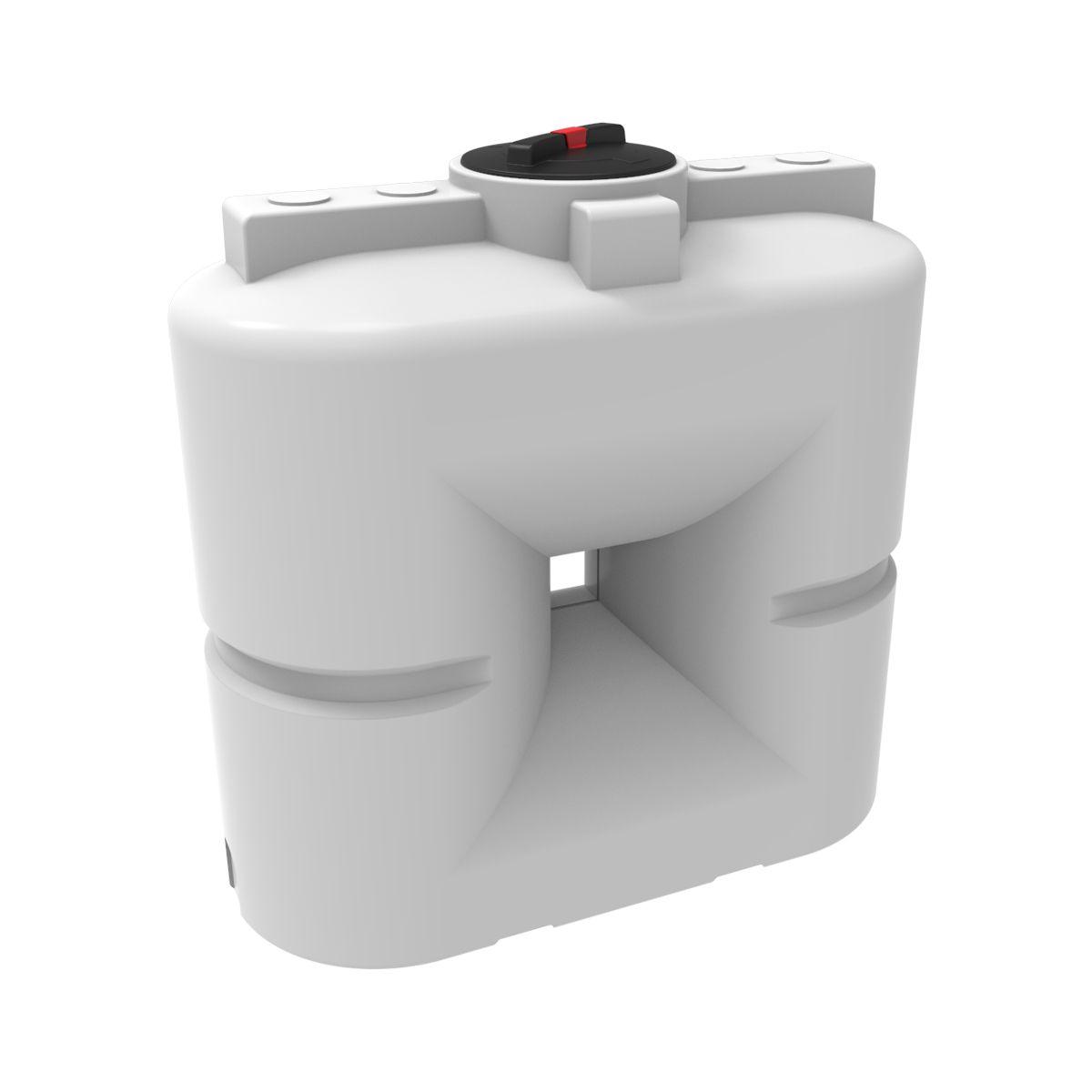 Емкость для топлива S oil 750 литров пластиковая