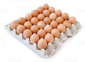 Яйцо куриное С-1 /30 шт