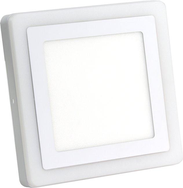 Светильник светодиодный SmartBuy 18W SBLSq1-DLB-18-65K-O