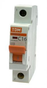 Авт.выкл. ВА47-29 1Р 32А 4,5ка х-ка С TDM 10671