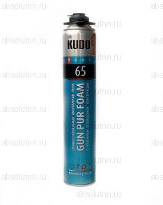 Пена монтажная KUPHP10U65 KUDO PROFF HOME всесезонная