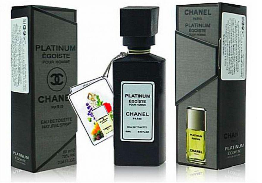 CHANEL PLATINUM EGOISTE 60 ML