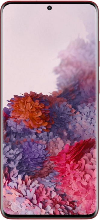 Samsung Galaxy S20+ (красный)
