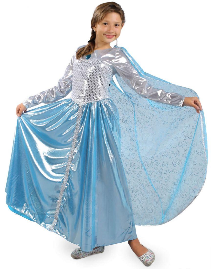 Детский костюм красавицы Эльзы