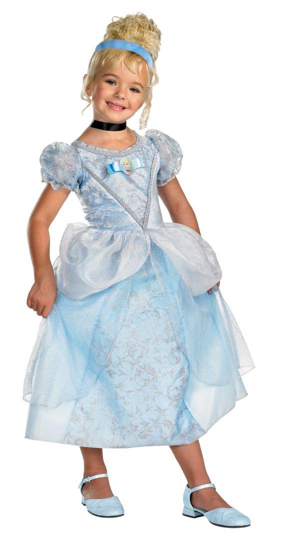 Детский костюм Золушки из мультфильма