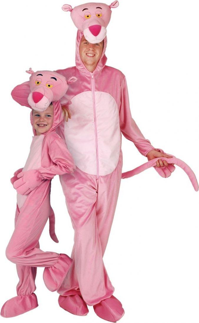 Взрослый костюм розовой пантеры