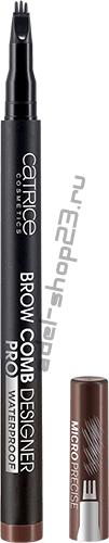 Catrice - Маркер для бровей Brow Comb Designer Pro