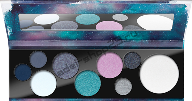 Essence - палетка для макияжа the future is me eye & face palette
