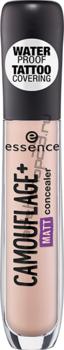 Essence - консилер camouflage+ matt concealer