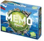 Настольная игра Мемо Крым