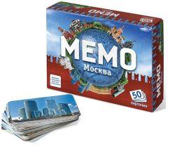 Настольная игра Мемо Москва