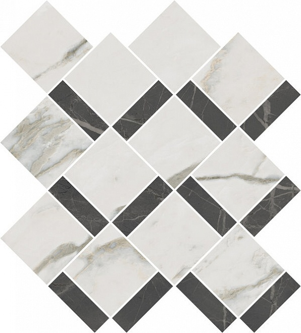 T020/SG6428 | Декор Буонарроти мозаичный