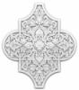 Декоративная Панель Европласт Лепнина 1.59.501 Ш350хВ400хТ52 мм