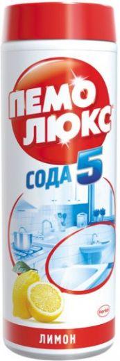 """Чистящее средство Пемолюкс """"Лимон"""", 480 г"""