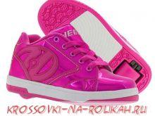 Роликовые кроссовки Heelys Propel Chrome HE100291