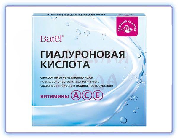 Гиалуроновая кислота Batel