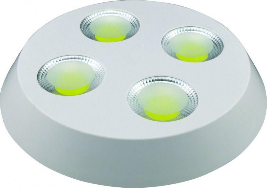 Светильник светодиодный HOROZ 4*8W Белый HL637L
