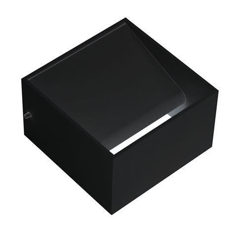 Светильник светодиодный HOROZ 029-007-0008 8W Черный