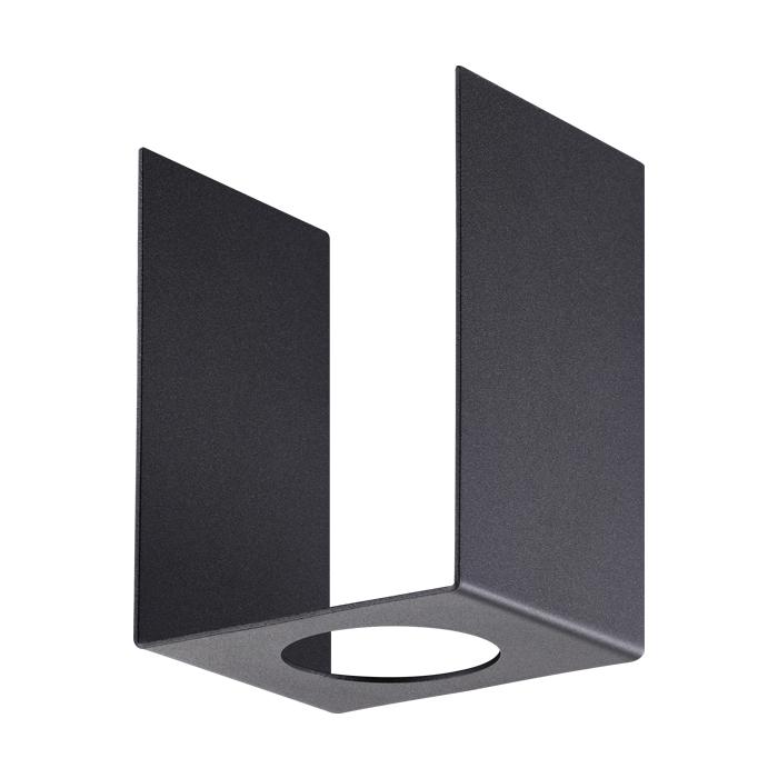 Декоративная рамка NOVOTECH 370501 NT19 027 черная к арт. 370499, 370500 LEGIO