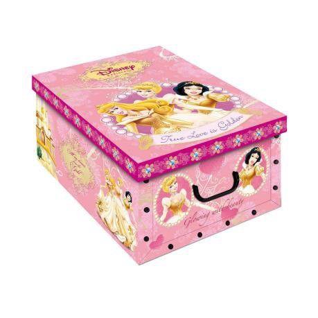 Коробка EVOLUZIONE Дизайн Принцесса 23 x 32 x 14 cm