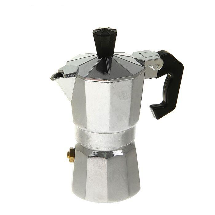 Кофеварка гейзерная 25 мл