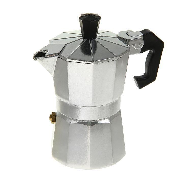 Кофеварка гейзерная 50 мл