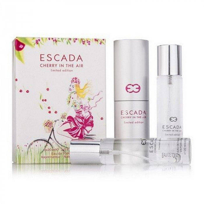 Escada Cherry In The Air 3x20 мл