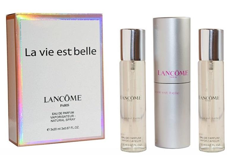 Lancome La Vie Est Belle 3x20 ml
