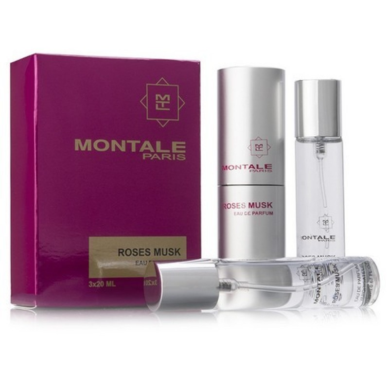 Montale Roses Musk 3x20 ml