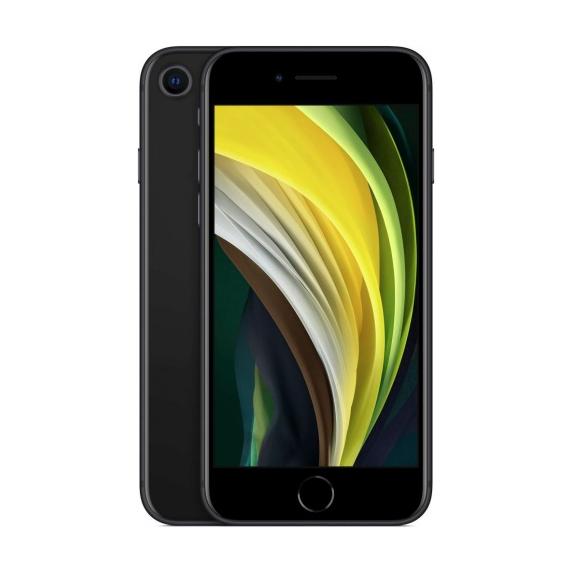 Apple iPhone SE 64 ГБ Черный