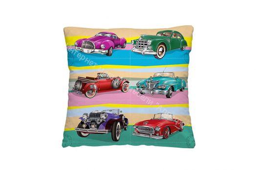 Декоративная подушка-думочка