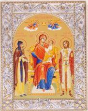 Экономисса икона Божией Матери (14х18см)