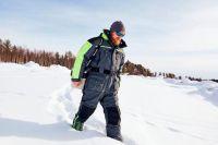 Комбинезон зимний мужской для рыбалки Norfin Signal Pro 434004-XL фото3