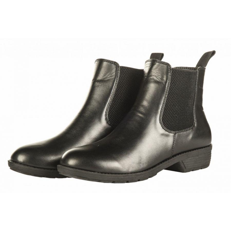 Ботинки для верховой езды -Free Style- Искусственная кожа. HKM