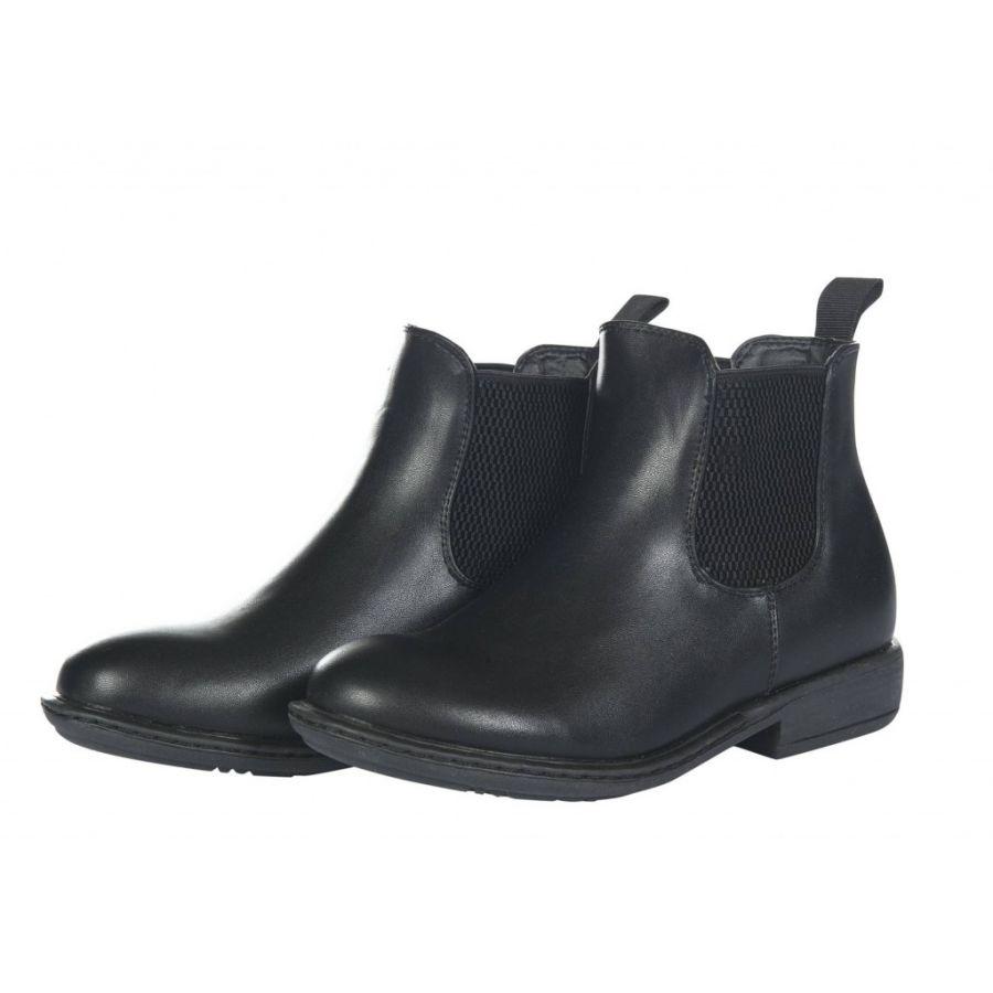 Ботинки для верховой езды -Free Style Kinder- Детские. Искусственная кожа. HKM