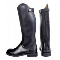Детские сапоги для верховой езды -Cordoba Kinder- Лакированный ботинок. HKM