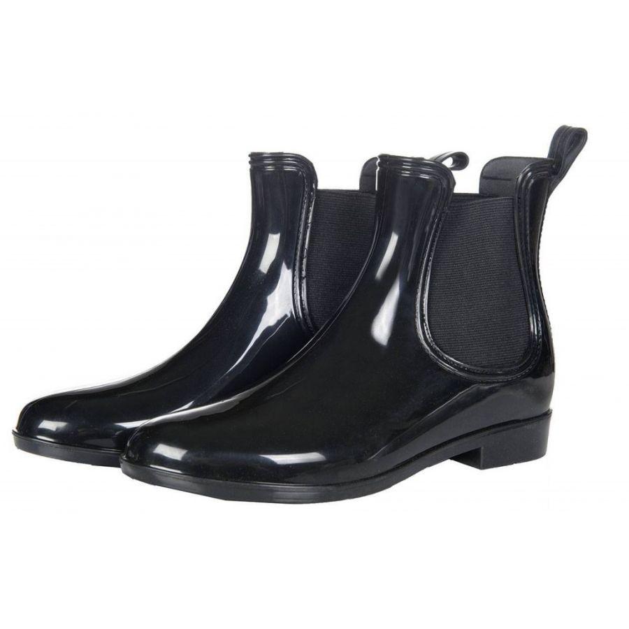 Лакированные ботинки -Bremerhaven- Водонепроницаемые. HKM
