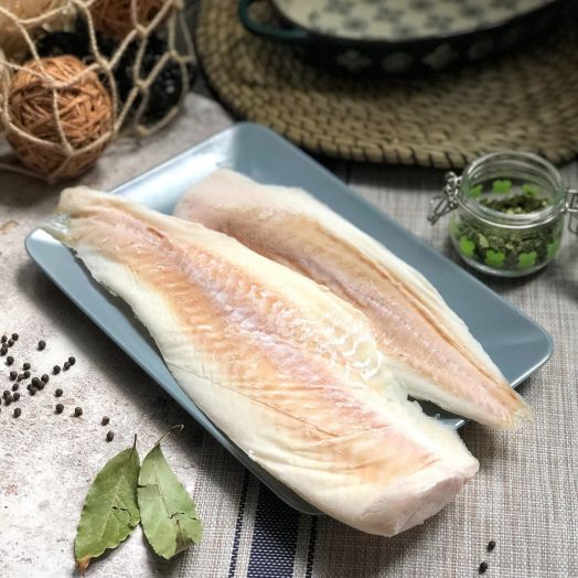 Филе трески без кожи охлажденное (цена за 1 кг)