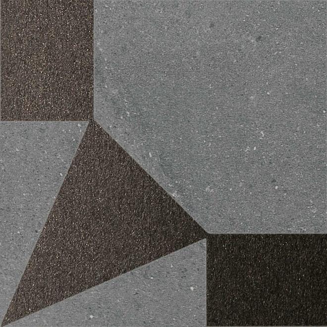 SBD037/SG1591   Декор Матрикс серый тёмный